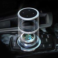 الألومنيوم الوسائط المتعددة مفتاح مفتاح مفتاح غطاء غطاء غطاء ل BMW 1 2 4 3 5 سلسلة X1 X3 X5 X6 GT idrive F30 E90 E92 E60 E61 سيارة التصميم