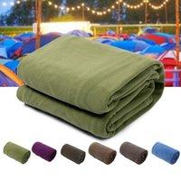 Sleeping Bags Portable Ultra-light Polar Fleece Bag Outdoor Camping Tent Bed Travel Warm Sleep Liner Sport Accessories