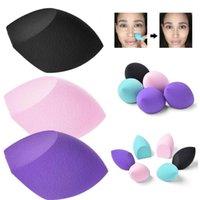 Maquillage Sponge Cosmétique Huff Sre Secuble Dual Usage pour la Fondation Creacher Cream Maquillage Facile Soft Outils1