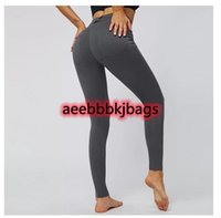 Diseñador de mujeres yoga traje de manga mediados de pantorrilla pantalón deportivo ropa de juego fitness llama deporte ropa gimnasio ropa moda mujer leggings señora trajes