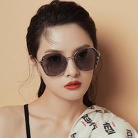 0152 Popular For Sunglasses Women With Summer Style Rectangle Full 0152S Oval Top Quality UV Protection Frame Fashion Package Round Com Dfgw