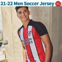 2021 2022 Club Atlético River Plate Soccer Jersey Tercer Martínez Cavenaghi Hombres Camisetas Uniforme de fútbol en stock