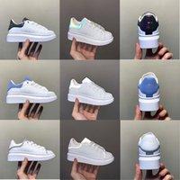 2021 كيد الكلاسيكيات 3 متر عاكس حذاء رياضة الأطفال المدرب في الركض الأحذية الصبي فتاة عارضة سكيت الأحذية الاطفال الأزياء الرياضية أحذية size24-35