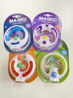 Fidget Loopy Looper flow- pop It Decompressione giocattolo La spinner di marmo originale spinner- Abilità Adult Bambino