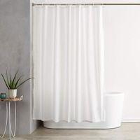 Grande tamanho cortina de chuveiro 240x200cm Poliéster tecido banho impermeável com gancho para banheiro cortinas de natal