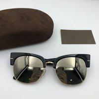 Adita tom 554 Top Original high quality Designer Sunglasses for men famous fashionable Classic retro luxury brand eyeglass Fashion design women uv400 glasses