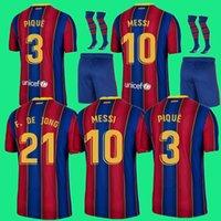 20 21 برشلونة لكرة القدم الفانيلة برشلونة ميسي grizmann camiseta دي فوتبول أنسو فتي 2021 fde جونغ مايلوتس كرة القدم قميص الرجال الاطفال kitjersey