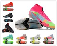 2021 رجل superfly 8 VIII 360 النخبة fg أحذية اليعسوب cr7 سرعة 4 الفضة سفاري رونالدو النساء بنين عالية أحذية كرة القدم أحذية كرة القدم المرابط US3-US11