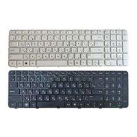 Rosyjski Klawiatura Laptopa Dla HP Pawilon G6 G6-2000 G6-2100 G6-2001TX G6-2025TX G6-2145TX G6-2025 R36 G6-2377SR RU