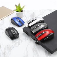 2.4GHz Optical Mice Wireless Mouse USB Receiver Bluetooth Smart Sleep Energy-Saving For Notebook Computer Tablet PC Laptop Desktop