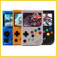 Nouveau rtro lcl-pi Boy pour Gameboy Console de jeu vido Raspberry Pi 3A + 3.5 pouces cran lecteur de jeu portable intgr 5000 jeux