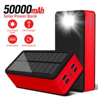 50000mAhの携帯電話の太陽電池バンクの携帯用電池製造業者の直接高品質の供給