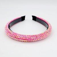 DHL Schiff 10 Farben BrandNew Designer Straberry Headband Womens Marke Silk Stirnbänder Gute Qualität Strawberry Design Hair Head für