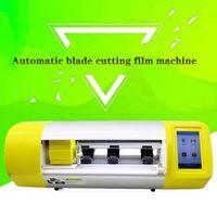 Auto-Hydrogel-Display-Schutz-Film-Schneidemaschine Mobiltelefon-Tablet-Front-Glasschneider-Plotter-Werkzeug-Schutzband-Leistungs-Sets