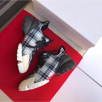 Crusie J 19 SS Paris Donna Piattaforma Piattaforma Casual Scarpe DConnect -0624 Patchwork Sneakers Lussurys Designer Aumentare Sneaker Noble Elegance