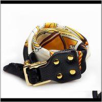 Link, Chain Bracelets Yal Ladies Bracelet Jewelry Tied Bag Neck Arm Silk Scarf Buckle Ground Stall Supply1 Drop Delivery 2021 Ify6Z