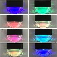 Newsolar Deck Light Outdoor Waterproof LED سياج أضواء الشارع مصباح للشارع باتيو سلالم ساحة حديقة خطوة الإضاءة EWD6500