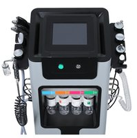 2021 Newest Skin cleaning face clean acne removalmoisturizing spray hydra peel facial oxygen water Non-invasive Black Pearl Mesotherapy Injection Jet Machine
