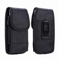 لهواوي p40 برو حالة حزام كليب الحقيبة النايلون الحافظة الحافظة حقيبة الخصر غطاء الهاتف Y7P لايت ه نوفا 7 SE 5G خلية الحالات