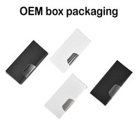 Customized Box Packaging Bag for All Thick Oil Vape Cartridges OEM Boxes Package Liberty V9 G2 A3 510 Thread Vaporizer Cartridge Atomizer