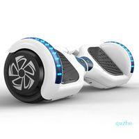 바퀴 스마트 스쿠터 전기 스케이트 보드 미니 셀프 밸런싱 외발 자전거 타기 스쿠터