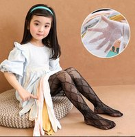 Girls Pantyhose Tights Kids Letter Leggings Dance Socks Designer Children Elastic Legging Clothes Baby Ballet Stockings