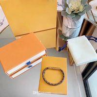 Bracelets de bracelets classiques Tititanium pour l'amant bracelet de luxe de luxe design de mariage bracelet bracelet bracelet rose doré bracksgiving jour bracelets avec boîte
