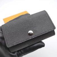 고품질 키 홀더 가방 지갑 원래 상자 케이스 버클 체인 여성 남성 클래식 패션 # 20