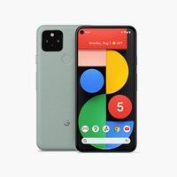 Original Google Pixel 5 5G Mobiltelefon 8 GB RAM 128 GB ROM Snapdragon 765g Android 6,0 Zoll Vollbild 16.0mp HDR NFC Face ID Fingerprint Smart Handy