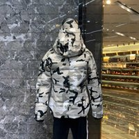 Prevalente Diseño Clásico Abrigo Down Abrigo EE.UU. Canadá Invierno Preferido Casual Handsome Business Homme Downs Chaqueta Warm Man Parkas