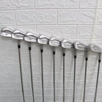 Complete Set Of Clubs JPX 921 Golf Irons JPX921 4-9PG R S Steel Graphite Shafts Including Head Covers