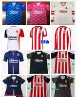 Homem mulher 2021 Pulido Club América Liga MX Chivas Jerseys 21 22 O.Pineda A.Pulido C.Fierro E.Lopez 3ª Camisa Uniforme de Futebol