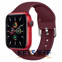 Замена ремешка для Apple Watch Band 42 мм 38 мм 44 мм 40 мм IWatch полосы браслета для Apple Watch Bractelet 81007