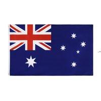 العلم الوطني أستراليا 90x150 سنتيمتر البوليستر الطباعة 3x5ft الأعلام الأسترالية لافتات NHA7741