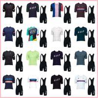 Maap Takımı Bisiklet Kısa Kollu Jersey (BIB) Bisiklet Şort Set MTB Sobycle Ropa Ciclismo Mens Pro Yaz Bisiklet Maillot Giymek 327015