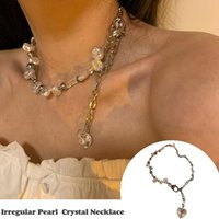 Chains Pendant Necklace Fashion Clavicle Chain Choker Beautiful Jewelry Accessories For Women Girls BN