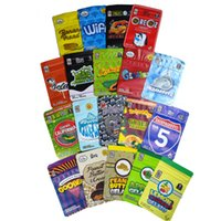 Rucksack Boyz Cookiesbag 3,5g Mylar Taschen Medizinische infundierte essbare Edibles Verpackung Geruch Proof Runtz Baggies wiederverschließbar Gorillakleber Eiscreme Kuchen Tasche