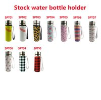 Neoprene Drinkware Water Bottle Holder Insulated Sleeve Bag Case Pouch Cup Cover for 500ml 10 Colors GWE8858