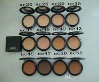 Alta qualità! Novità Trucco NC Studiu Fix Face Powder Plus Foundation 15G