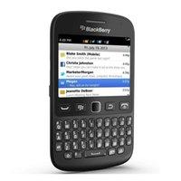 "Remburbished Original Phones BlackBerry 9720 잠금 해제 휴대 전화 QWERTY 키보드 블랙 베리 OS 7.1 2.8 ""5MP 3G"