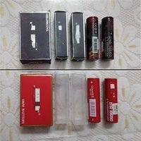 IMR 18650 Piller Kırmızı 3000 mah 40A Siyah 3500 mAh 35A Lityum Şarj Edilebilir Pil Vape Mod Hücre Güç Paketleri