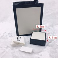 Fashion Style Jewelry Box Accessories Suitable for the Necklace Bracelet Ring Earrings (The box is not sold separately,Must match jewelry) G