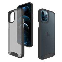 Casos difíciles de TPU de TPU de alta calidad para iPhone 12 Mini 13 Pro Galaxy A12 A32 A52 A72 4G / 5G
