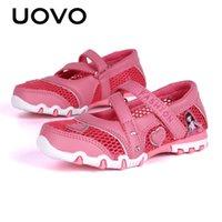 ربيع الفتيات الأميرة الباليه أحذية 2020 تنفس الكرتون الشقق أحذية الأطفال حجم # 27-33