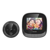 Smart Home Control DD3 HD Scrrern Peephol-Viewer Visual Türklingel IR Nachtsicht 160 Grad Ansicht Sicherheit