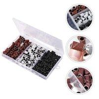 Nail Art Kits 1 Box Nützliche Haushalts-Polierköpfe Maniküre-Versorgung (sortierte Farbe)