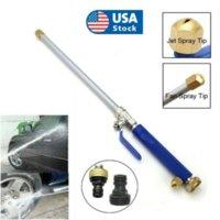 US Haute Pressure Puissance Rondelle d'eau Pistolet à pulvériser Buse Tuyau de jardin