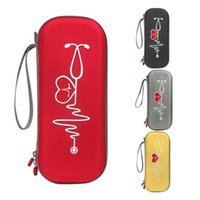 Storage Bags Protective Case For Littmann Classic III Stethoscope Accessories Portable Bag Carrying Pouch