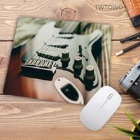Mouse Pads & Wrist Rests Big Promotion Bass Guitar Music Pad Computer Accessories Mice Mat Speed Version Of The Game 220X180X2MM