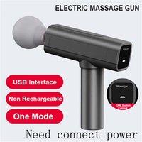 Mini portátil pistola fascial massagem massager muscle massager cabeça de volta pescoço perna corpo esportes massagem analgésica relaxamento corpo calmante